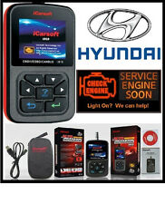 HYUNDAI CHECK ENGINE SERVICE LIGHT CODE READER SCANNER DIAGNOSTIC SCAN TOOL OBD2