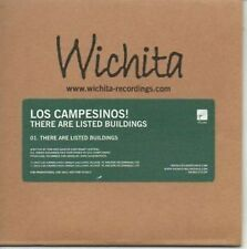 (AN358) Los Campesinos, There Are Listed Buildin- DJ CD