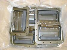 """12  5"""" x 7"""" large Handles Flight Case Speaker Cabinet Spring Loaded,  12 handles"""