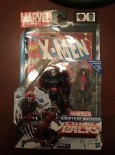 Marvel Universe Comic Pack Greatest Battles Gambit And Mister Sinister New