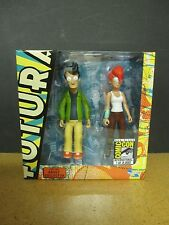 Futurama Alternate Universe Fry & Leela - Limited Edition SDCC Exclusive