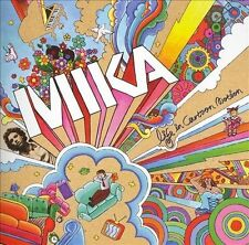 Life in Cartoon Motion by Mika (CD, 2007, Universal) BRAND NEW FACTORY SEALED