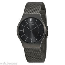 Skagen Men's Titanium Mesh Watch 233LTTM