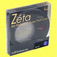 Genuine Kenko 77mm Anti-Reflective Super Multi-Coating Zeta L41 UV Filter