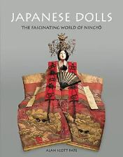 ALAN SCOTT PATE-JAPNS DOLLS  (UK IMPORT)  BOOK NEW