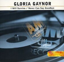 I Will Survive & Never Can Say Goodbye[Polydor Single] Gloria Gaynor CD 1998
