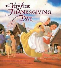 The Very First Thanksgiving Day (Brand New Paperback) Rhonda Gowler Greene