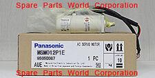 MSM012P1E-Panasonic AC Servo Motor In Stock-Free Shipping($850USD)