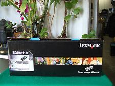 Genuine Lexmark E250A11A to Lexmark E250 E350 E450 Open box