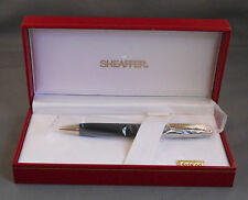 Sheaffer Legacy Black Laque and Paladium Ball Pen---new old stock