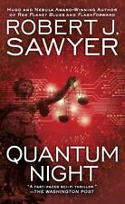 Quantum Night by Robert J. Sawyer (2017, Paperback)