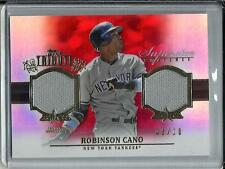 Robinson Cano 2013 Topps Tribute Game Used Jersey #01/10