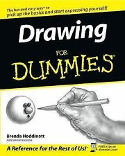 Drawing For Dummies Hoddinott, Brenda Paperback