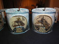 Lord Of The Rings Aome Pair Of Warg Riders Single-Pack MIB