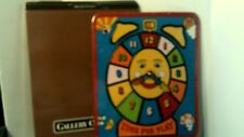 RHTF VTG  AVON  GALLERY ORIGINALS-TIME FOR PLAY PUZZLE-NEW IN BOX-FREE SHIPPING