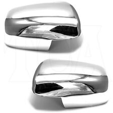 For Toyota Corolla/Matrix 09-13 & Prius 04-09 & Yaris 05-11 Chrome Mirror Covers