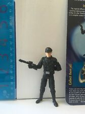 IMPERIAL OFFICER (Blonde Version) Figure! Star Wars Saga '02/#55 A New Hope