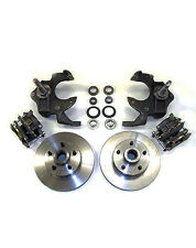"1968 to 1974 Chevy Nova 2"" Drop Spindle Disc Brake Conversion Kit"