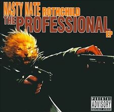 NASTY NATE ROTHCHILD-PROFESSIONAL EP (CDR)  CD NEW