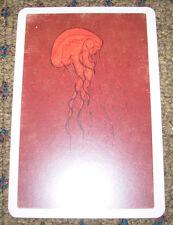 """DKNG Jellyfish Art Postcard Handbill 4 X 6"""" like silkscreen poster print"""