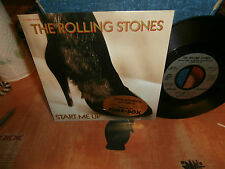 "the rolling stones""start me up""single7""or.fr.rs:2c00864545 de 1981."