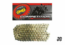 Honda CG125 Brazil 93-98 Gold Heavy Duty Motorcycle Chain