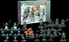 Wrath of Kings House Rule book and Hadross Starter Box