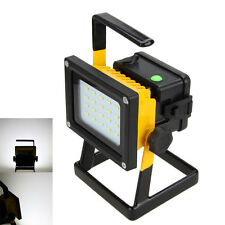 Rechargeable Cordless 30W Portable 20LED Flood Spot Work Light  Lamp Garden