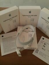 OEM Authentic Original Apple iPhone 5 5s c 6 6+ Lightning USB Data Cable Charger