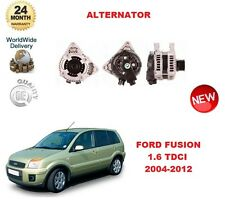 FOR FORD FUSION 1.6 TDCI 2004-2012 120A ALTERNATOR UNIT