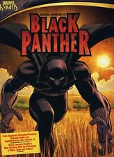 Marvel Knights: Black Panther DVD Region 1