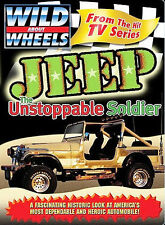 Jeep: The Unstoppable Soldier by