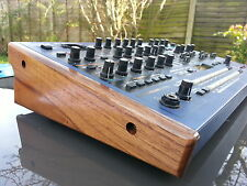 Roland JP8080 Synth Custom End Panels in Recycled American Walnut