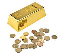 Spardose sparen Eddy Toys Spardose / Sparschwein Gold