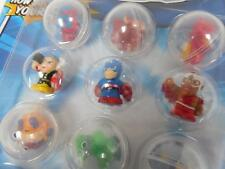 BLIP DISNEY MARVEL SUPER HERO SQUAD 12 SQUINKIES FIGURES 3 MYSTERY CAPSULES NEW