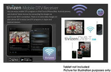 Tivizen VTV-T12 WIFI Digital Freeview Tv Receive For Apple & Android Devices