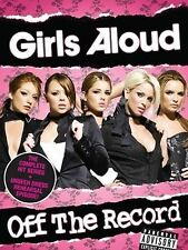 Girls Aloud Off The Record Complete TV Series +Unseen Dress Rehersal +Extras DVD