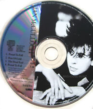 ECHO & The BUNNYMEN CD Ian McCulloch - Proud To Fall 4 Track PROMO PICTURE DISC