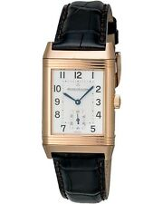 Jaeger-LeCoultre 18K Rose Gold Reverso Grande Taille Men's Watch Q2702521