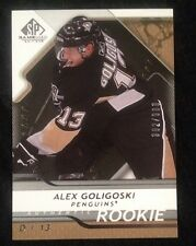 08-09 UD SP GAME USED ROOKIE #103 ALEX GOLIGOSKI 992/999!!!