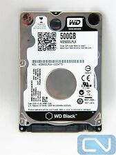 "WD Black WD5000LPLX 500GB 32MB 7200RPM SATA 6.0Gb/s 2.5"" 7mm"