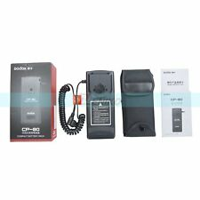Godox Flash External Battery Pack For Canon 550EX 580EX II 550EX 600EX Speedlite