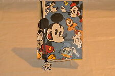 Mickey Mouse Journal with Metal Glove Bookmarker