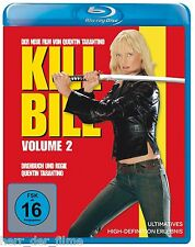KILL BILL Volume 2 (Uma Thurman, David Carradine) Blu-ray Disc