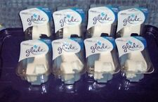 8 NEW GLADE PLUGINS SCENTED OIL HOLDER WARMERS ELECTRICAL PLUGINS ADJ DIFFUSERS