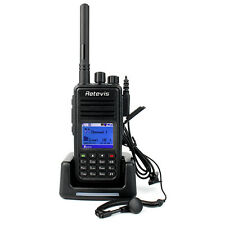 Digital DMR Radio Retevis RT3 Walkie Talkie UHF 1000CH Alarm radio bidirezionale