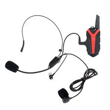 Mic/Speaker Headset W/Wired PTT for Helmet Bluetooth Intercom X3 Plus Bicycle