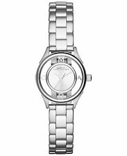 Marc Jacobs MBM3416 TETHER SKELETON 25mm Silver-tone Women's Analog Watch
