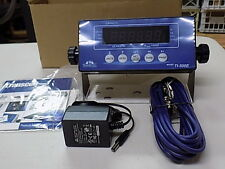 NEW   Digital Weigh  Scale Indicator TRANSCELL TI-500E