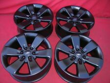 "20"" FORD F150 EXPEDITION FACTORY OEM WHEELS RIMS 3896 (Set of 4) Fx4 Fx2 BLACK"